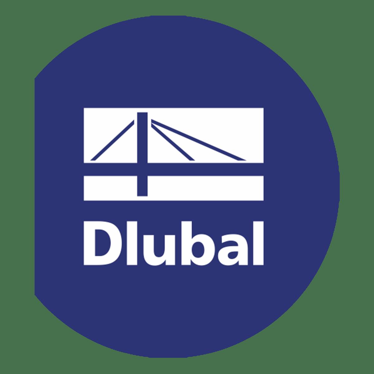 Dlubal company logo